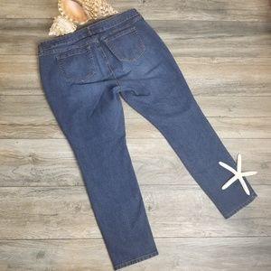 torrid Jeans - Torrid skinny jeans Sz 18S